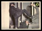 1966 Donruss Green Hornet #35  Kato rushes to aid Green Hornet  Front Thumbnail