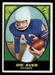 1967 Topps #79  Joe Auer  Front Thumbnail