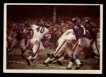 1966 Philadelphia #39  Bears Team  Front Thumbnail