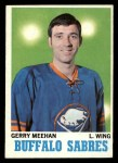 1970 Topps #125   Gerry Meehan Front Thumbnail