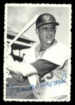 1969 Topps Deckle Edge #16   Frank Howard    Front Thumbnail