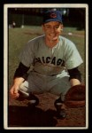 1953 Bowman #112   Toby Atwell Front Thumbnail