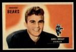 1955 Bowman #40   Jim Dooley Front Thumbnail