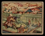 1938 Gum Inc. Horrors of War #16  Japanese Attack Train at Wusih  Front Thumbnail
