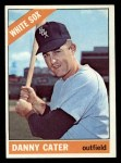 1966 Topps #398   Danny Cater Front Thumbnail