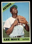 1966 Topps #162   Lee Maye Front Thumbnail