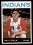 1964 Topps #338  Jack Kralick  Front Thumbnail