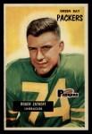 1955 Bowman #111   Roger Zatkoff Front Thumbnail