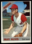 1966 Topps #415   Max Alvis Front Thumbnail