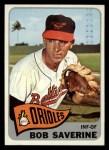 1965 Topps #427  Bob Saverine  Front Thumbnail