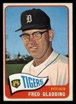 1965 Topps #37   Fred Gladding Front Thumbnail