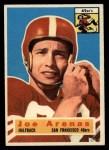 1956 Topps #38  Joe Arenas  Front Thumbnail