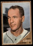 1962 Topps #418  Andy Carey  Front Thumbnail