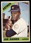 1966 Topps #122   Joe Gaines Front Thumbnail