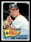 1965 Topps #210  Jim Fregosi  Front Thumbnail
