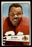 1954 Bowman #6   Joe Perry Front Thumbnail
