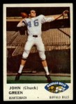 1961 Fleer #133  John Greene  Front Thumbnail