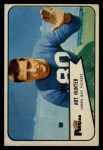 1954 Bowman #58  Art Hunter  Front Thumbnail