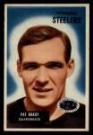 1955 Bowman #83   Pat Brady Front Thumbnail