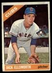 1966 Topps #447 UER Dick Ellsworth  Front Thumbnail