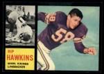 1962 Topps #98   Rip Hawkins Front Thumbnail