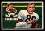 1951 Bowman #74   Dub Jones Front Thumbnail