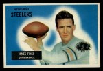 1955 Bowman #120   James Finks Front Thumbnail