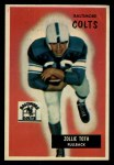 1955 Bowman #147   Zollie Toth Front Thumbnail