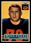 1956 Topps #71   Stan Jones Front Thumbnail