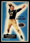 1955 Bowman #106   Ted Marchibroda Front Thumbnail