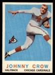 1959 Topps #105   John Crow Front Thumbnail