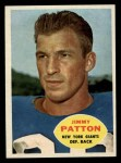 1960 Topps #79   Jim Patton Front Thumbnail