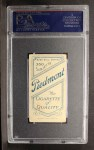 1909 T206 #85   Hal Chase Back Thumbnail