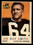 1959 Topps #101   Jim Ray Smith Front Thumbnail
