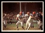 1966 Philadelphia #52  Browns Team  Front Thumbnail