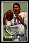1951 Bowman #79  Bruce Alford  Front Thumbnail