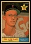 1961 Topps #248  Ed Keegan  Front Thumbnail