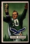 1951 Bowman #118   Frank Reagan Front Thumbnail