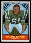 1967 Topps #90   Ralph Baker Front Thumbnail