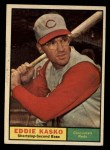 1961 Topps #534  Eddie Kasko  Front Thumbnail