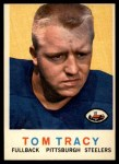 1959 Topps #176   Tom Tracy Front Thumbnail