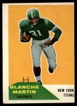 1960 Fleer #78  Blanche Martin  Front Thumbnail