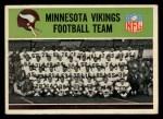 1965 Philadelphia #99   Vikings Team Front Thumbnail