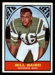 1967 Topps #89   Bill Baird Front Thumbnail