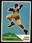 1960 #110  Al Carmichael  Front Thumbnail