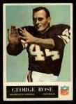 1965 Philadelphia #109  George Rose   Front Thumbnail