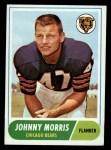 1968 Topps #23   Johnny Morris Front Thumbnail