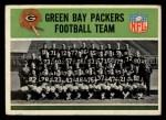 1965 Philadelphia #71   Green Bay Packers  Front Thumbnail