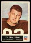 1965 Philadelphia #35   Jim Houston Front Thumbnail