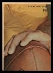 1968 Topps #148  Andre White  Back Thumbnail
